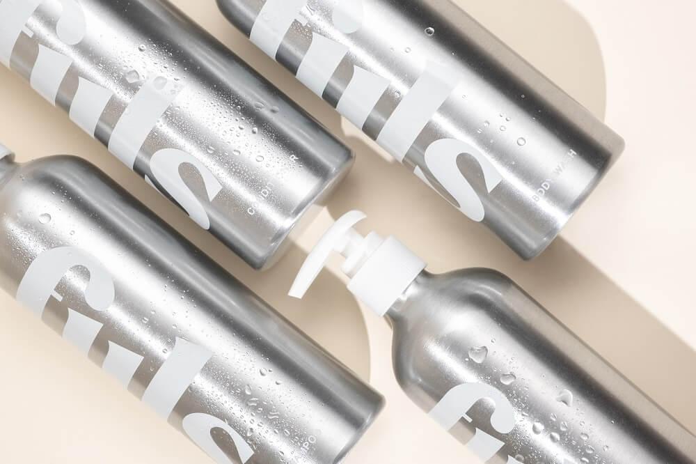 Fiils silver forever bottles