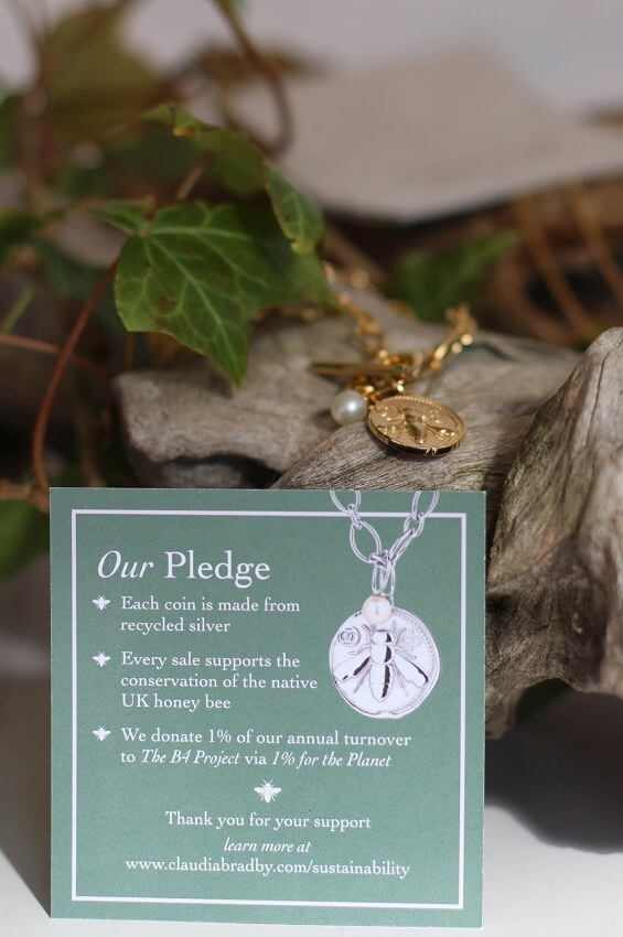 pledge to donate 1% of turnover to b4 project