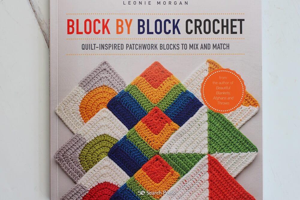 block by block crochet book