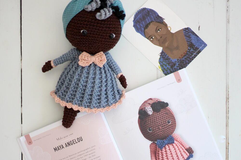Crochet little heroes By Orsi Farkasvolgyi 20 Amigurumi Dolls To Make and Inspire.