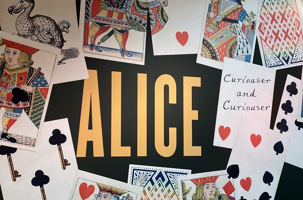 Alice Curiouser and curiouser at the Victoria and Albert Museum