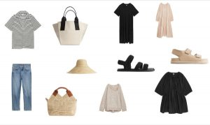 what to pack for a summer weekend break in the UK